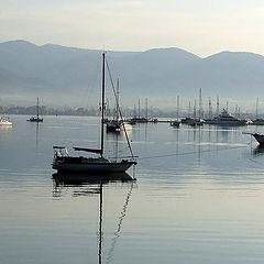 """фото """"morning at marina"""""""