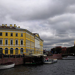 """фото """"В  Петербурге сегодня дожди..."""""""