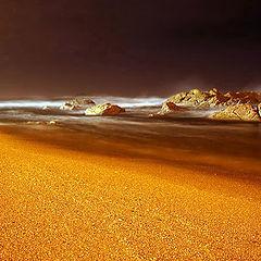"фото ""one night at the beach"""