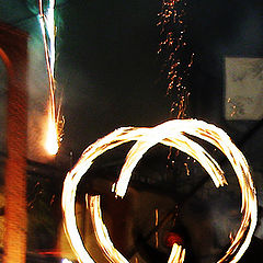"фото ""fire dance"""