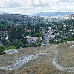 "photo ""Crimea. Bakhchisarai.Panorama"""