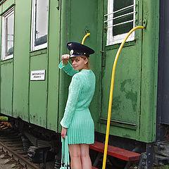 """photo """"Conductor Vera"""""""