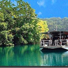 "photo ""Plitvice lake's Paradise"""