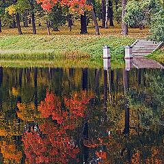 "photo ""Autumn in the Park #3"""