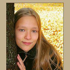 """photo """"Autumn portrait"""""""