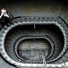 "фото ""Staircases Hunter"""