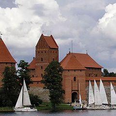 "фото ""trakai - Lituania"""