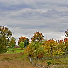 "фото ""Осенью в деревне #5"""