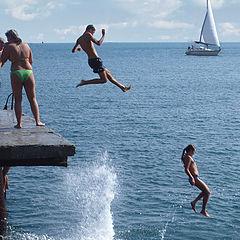 "photo ""Jumps"""