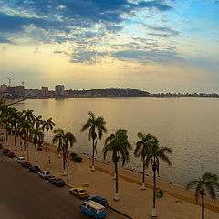 "photo ""Marginal of Luanda"""