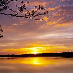 """photo """"Braslav sunsets #1"""""""