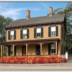"photo ""Greenfield Village"""
