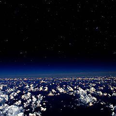 "фото ""Night Sky"""
