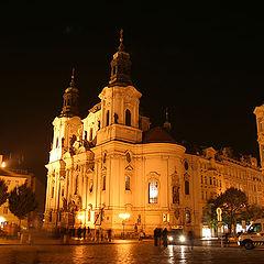 """фото """"Прага. Староместская площадь."""""""