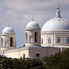 "photo ""Domes in Kiev"""