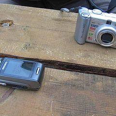 """фото """"gsm camera && canon A60"""""""