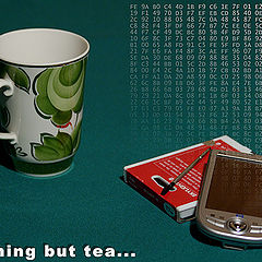 "photo ""Nothing but tea"""