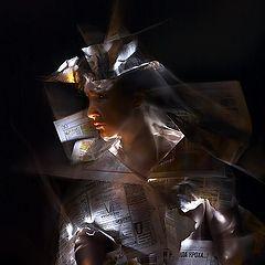 """photo """"Samuraika (""""schedule of light"""")"""""""