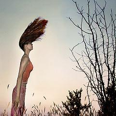 """фото """"Разговор с деревом"""""""