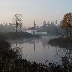 "фото ""Приоратский дворец"""