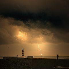"""фото """"Angry sky"""""""
