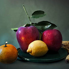 "фото ""still life with fruit"""