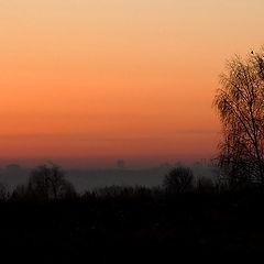 """фото """"Утро над городом"""""""