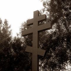 "фото ""Крест"""