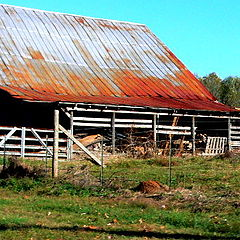 "photo ""Barn II"""
