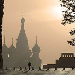 "photo ""Moscow Morning"""