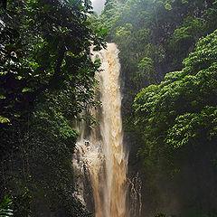 "photo ""The Secret Waterfall"""