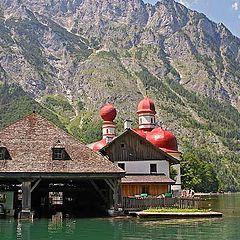 "фото ""Berchtesgaden"""