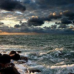 """фото """"Windy ocean"""""""