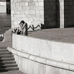 "photo ""At embankment"""