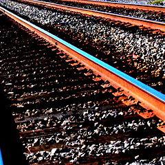 "photo ""Tracks"""