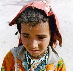 "фото ""Дитя пустыни"""