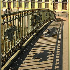 "фото ""St-Petersburg's geometry. Bisectrix."""