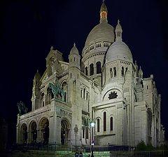"photo ""Sacre Coeur"""