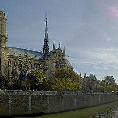 """photo """"Notre Dame De Paris"""""""