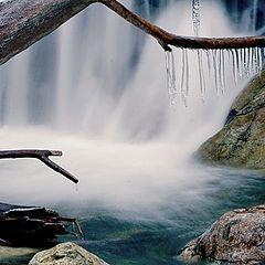 """фото """"winter creek"""""""