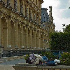 "photo ""Louvre"""