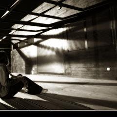 "photo ""Alone..."""