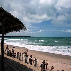 """photo """"Baia dos Recifes (Coral Reef Bay)"""""""