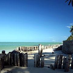 """photo """"Church on the beach"""""""