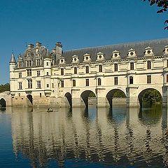 """photo """"Chateau de Chenonceau"""""""