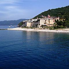 "photo ""Holy: Mount Athos"""