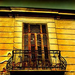 """photo """"Creepy window"""""""