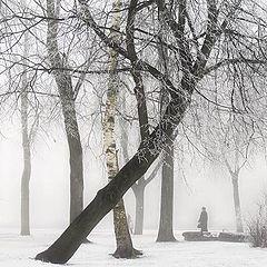 """фото """"Туманный день 3."""""""
