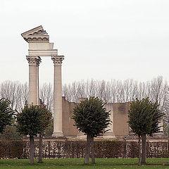 """фото """"Древнеримский храм"""""""