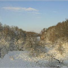 """фото """"Мороз и солнце..."""""""